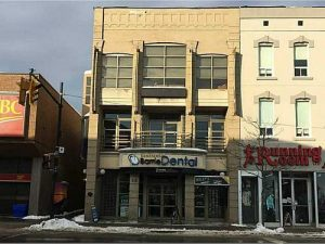 New commercial property in Barrie City Centre